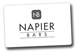 Members Card Napier Bars